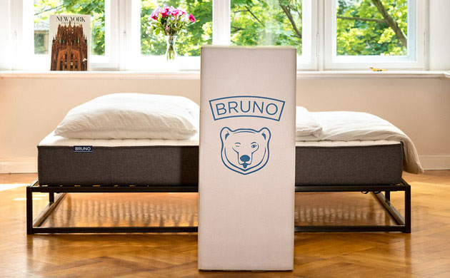 Secure and easy payments for your Bruno Mattress